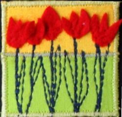 Frühlings-Twinchie